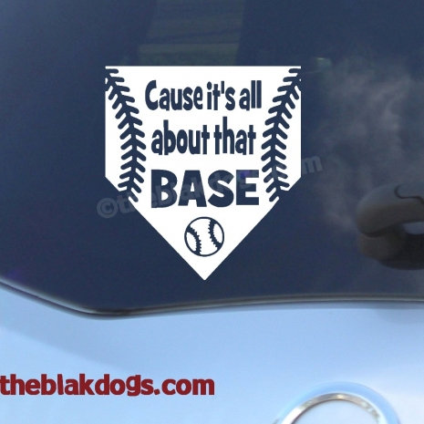 Cause it's all about that BASE